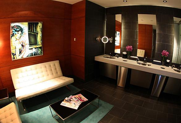 Winning washrooms: A South Burnaby Cactus Club has been awarded the distinction of having best restrooms in Canada.