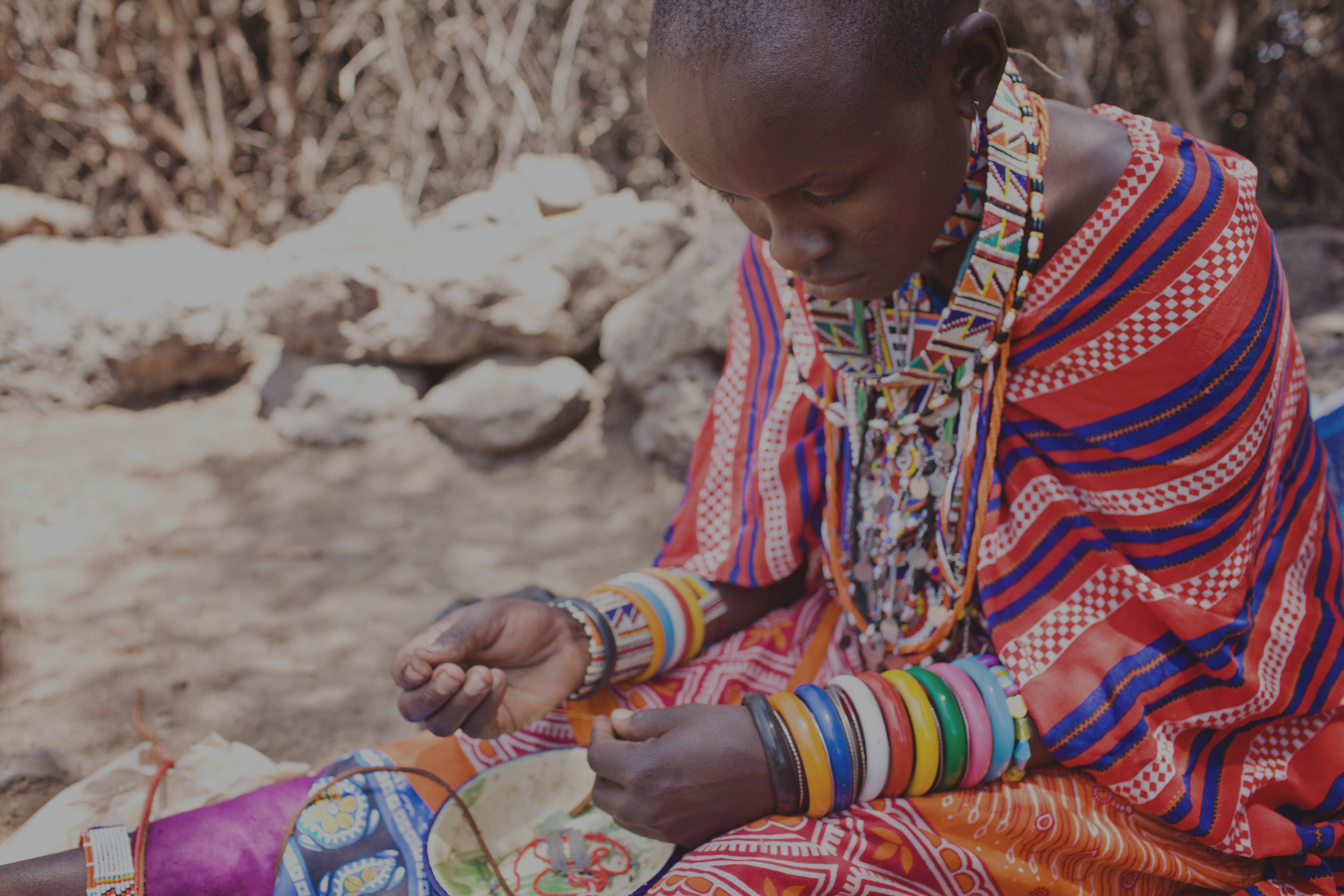WE PROVIDE ARTISANS ACCESS TO THE GLOBAL MARKET -