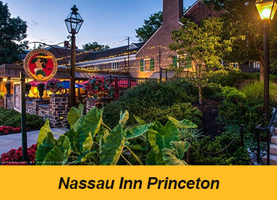 Directions (Click Here) - 10 Palmer Square (Directions)Princeton, NJ 08542 June 27, 2019 11am-3pmFood and beverages included.