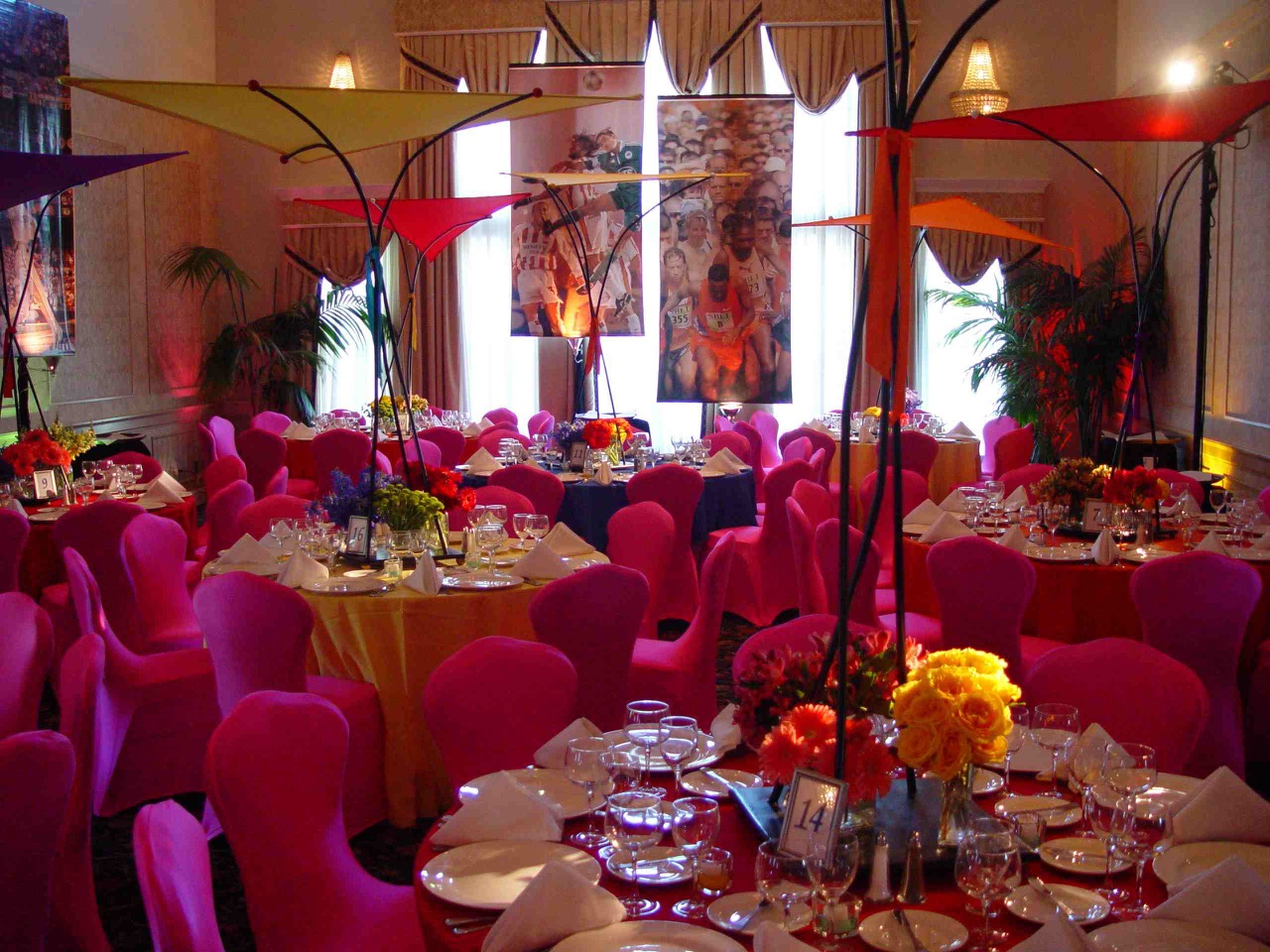 Sports Theme Centerpieces Decor and Lighting by Eggsotic Events NJ Event Design and Decor Rental  - 5.jpg