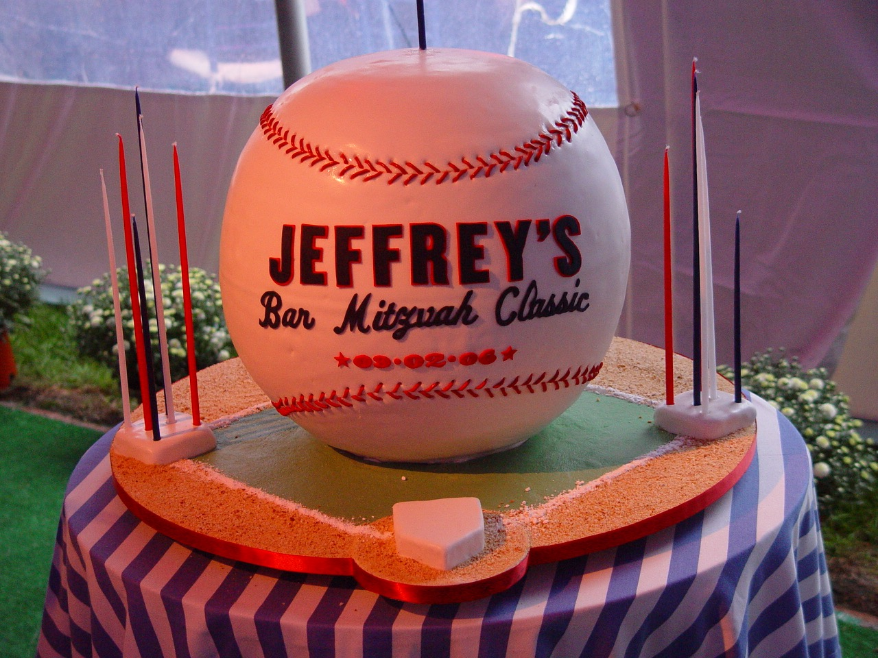 Sports Theme Centerpieces Decor and Lighting by Eggsotic Events NJ Event Design and Decor Rental  - 3.jpg