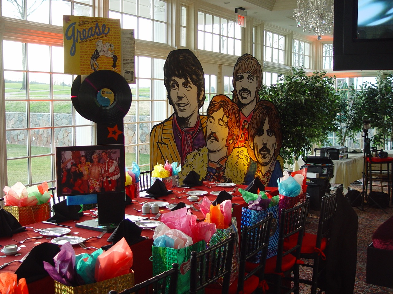 Rock and Roll Theme Decor Rentals from Eggsotic Events NJ NYC  - 4.jpg