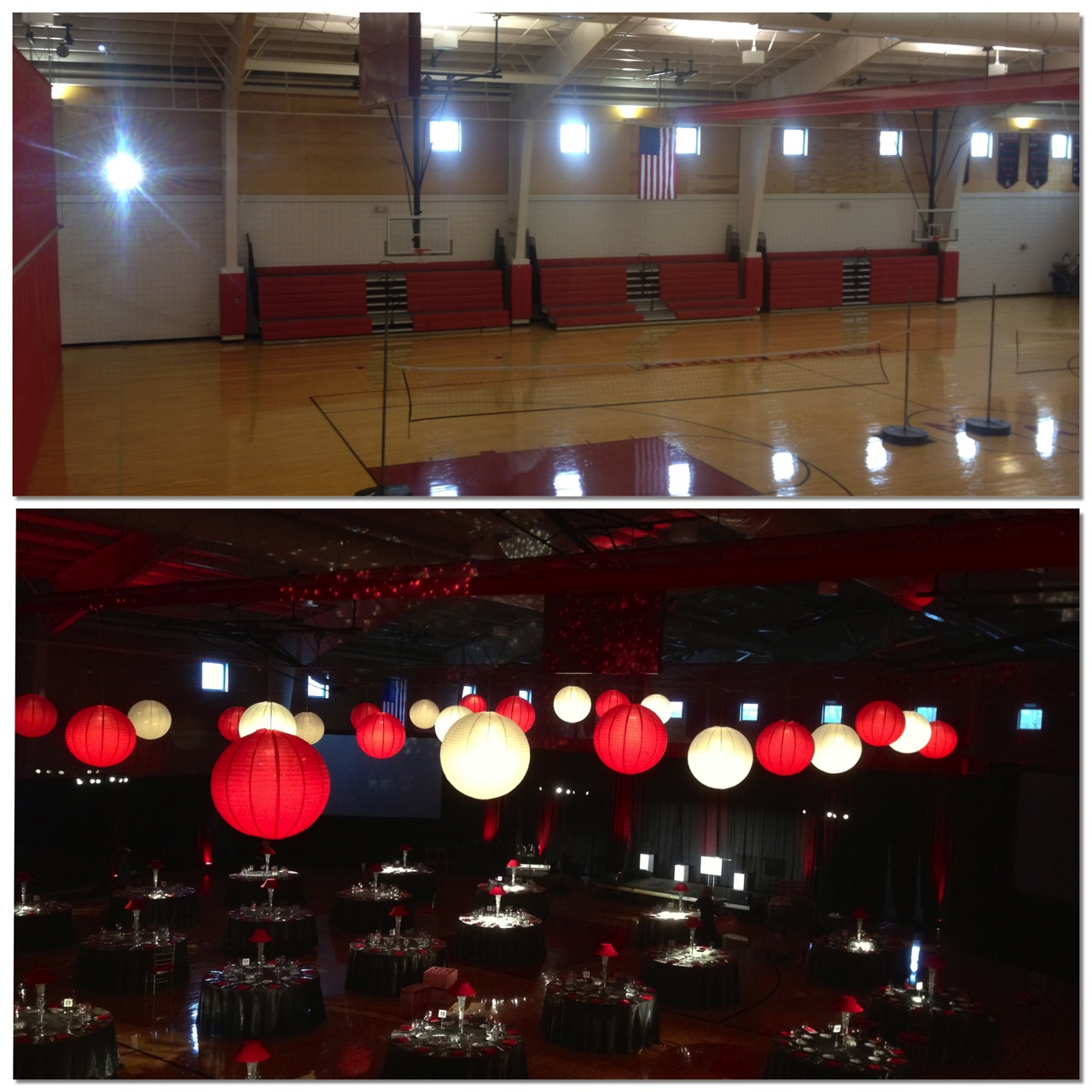 Before and After Event Design Lighting Draping Room Decor by Eggsotic Events  - 1.jpg