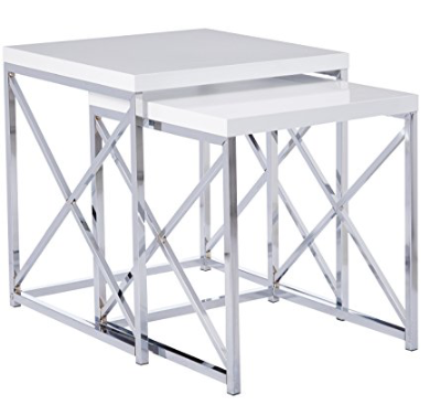 White and Chrome end tables.png
