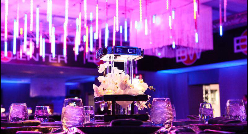- We have taken this amazing technology and adapted it to event installations. In one day, we can bring the system in, run it for the night, and take it away without leaving a trace.