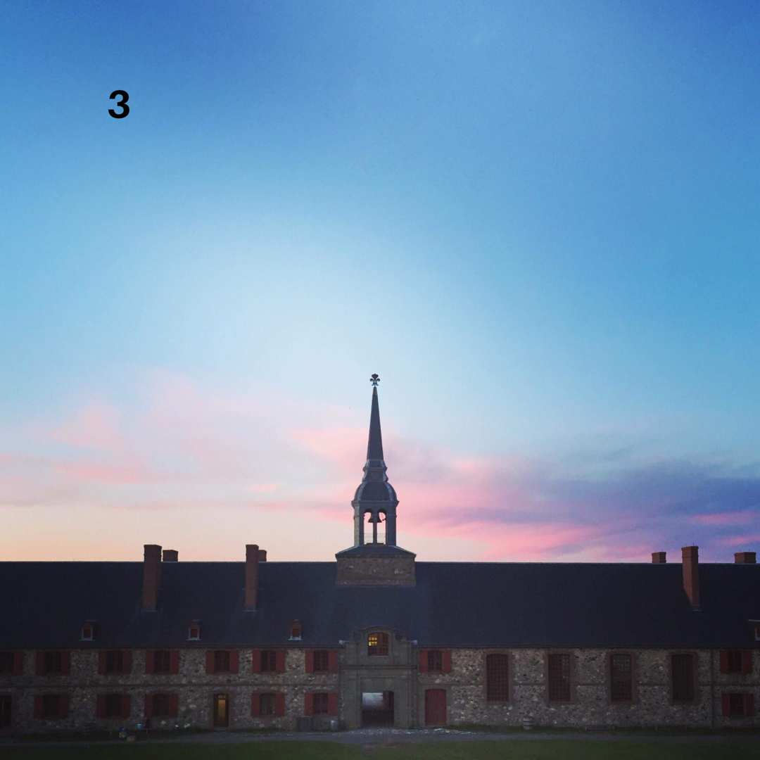 3. Fortress of Louisbourg - Sarah MacInnes