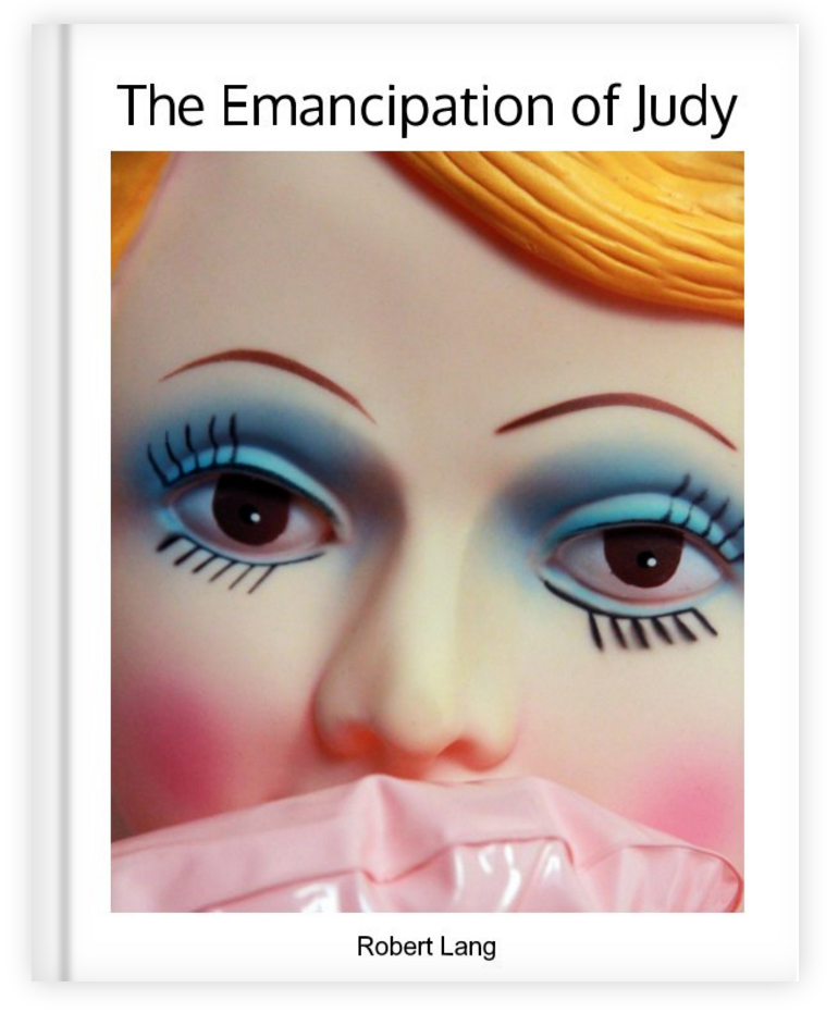 The emancipation of Judy series  Robert Lang photograhy