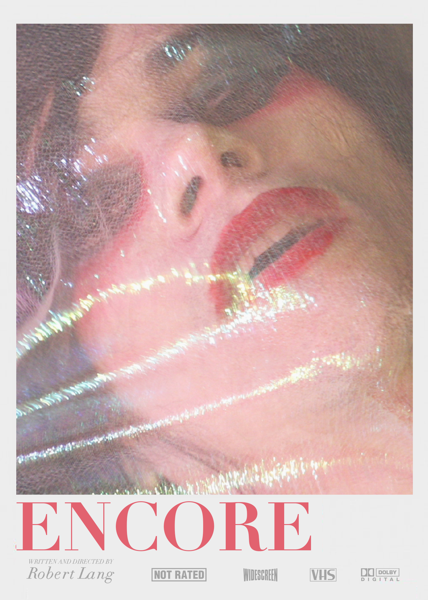 Encore - Short art house film 'Encore' is about a narcissistic character whose obsession with himself leads to question who he really is. The theme deals with egomania and the concept of being conflicted with oneself.