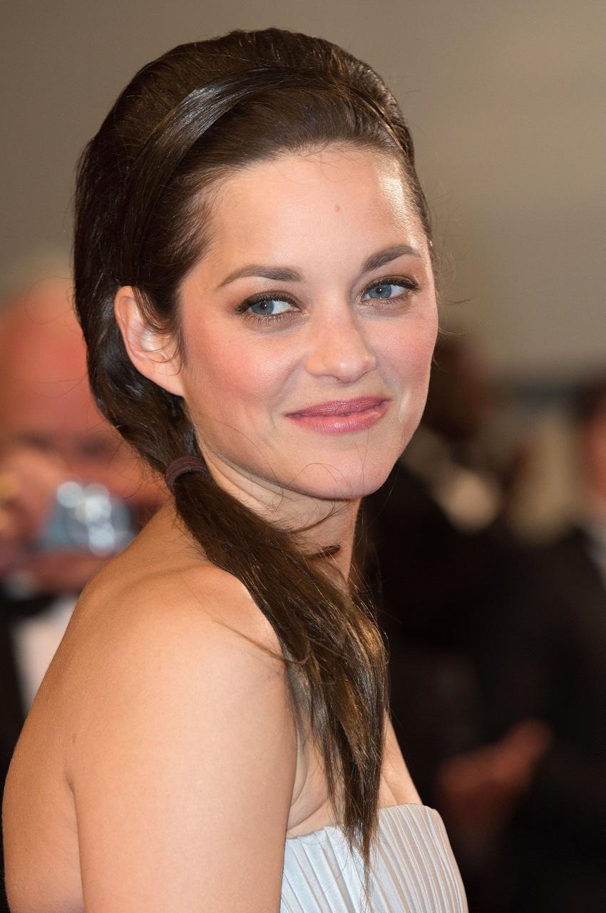 #MarionCotillard #Cannes #2014