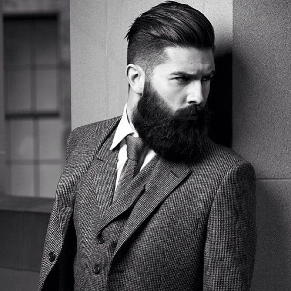 #beardtrend #beard #styling