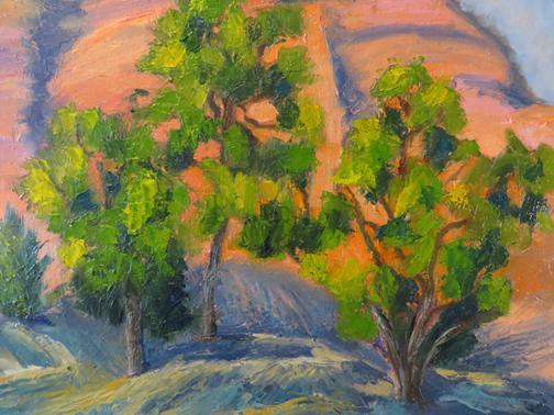 Red Rock Country (c) Ann McCann 2015