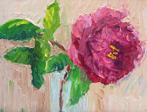 Day 2 Red Rose (c)Ann McCann 2015