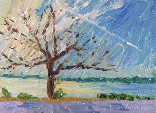 Winter's Bones I (c)Ann McCann 2016