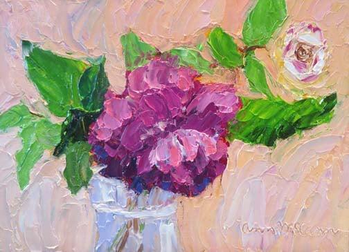 Wine Rose (c)Ann McCann 2015