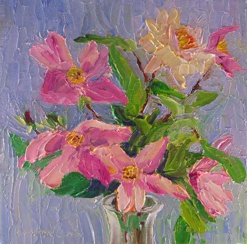 Butterfly Roses (c)Ann McCann 2016
