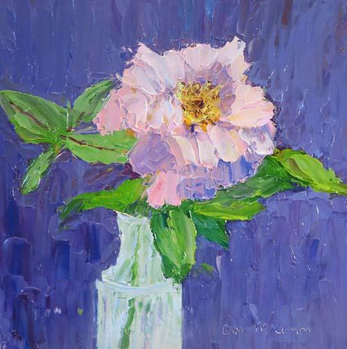 Day 23 Last White Rose (c)Ann McCann 2016