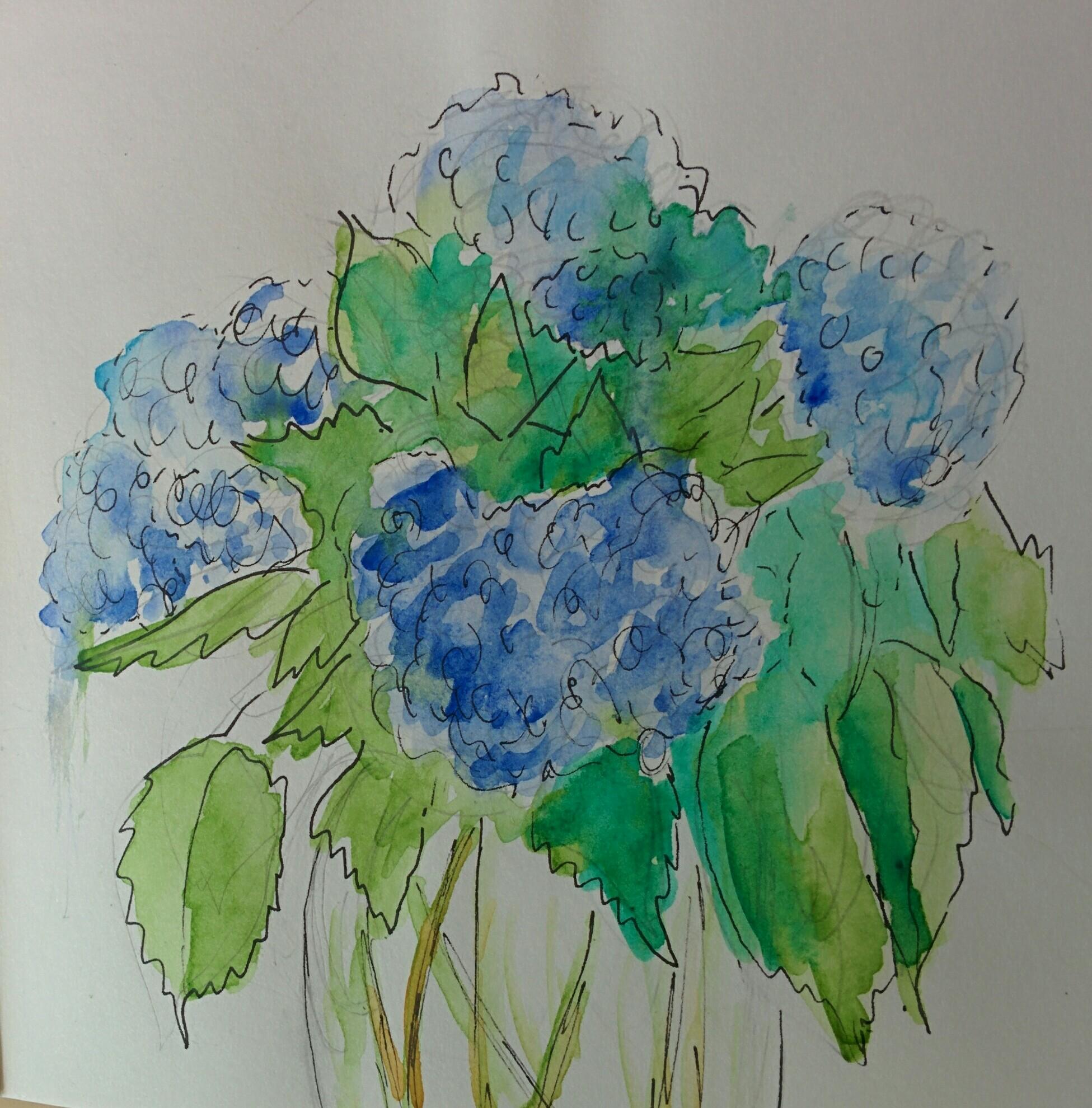 Hydrangea Bouquet.jpg