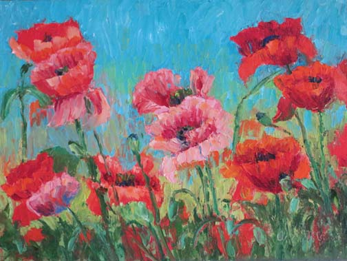 Pink and Red Poppies 72 7.jpg