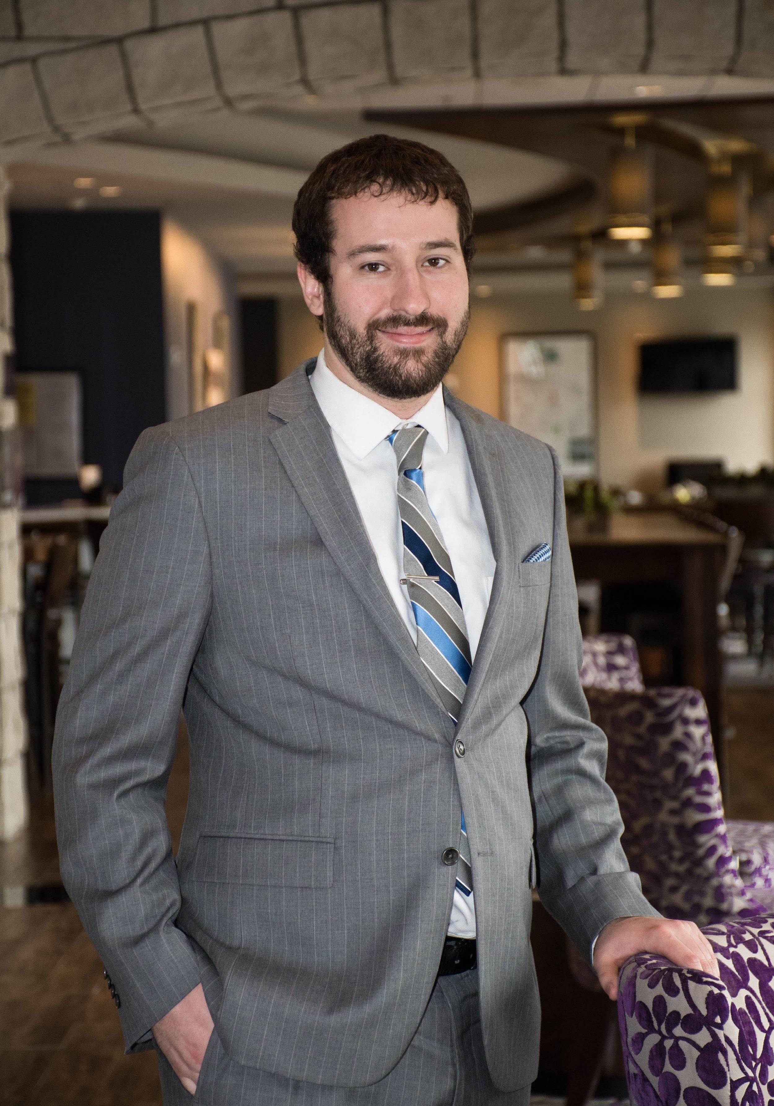 Trey Bryant - Associate Attorney