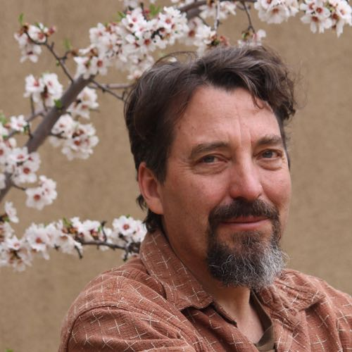 Joel Glanzberg    is a recognized ecological designer and teacher working in both development and agriculture in the U.S. and world-wide. His innovative classes integrate ecological understanding with systems thinking and concrete skills to explore and understand the universal patterns of nature and their workings in the built environment and in our lives. He is co  -  founder of Flowering Tree Permaculture, Regenesis, and  Pattern Mind.