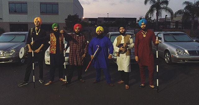 Yaaran Da Group! #gotbhangra