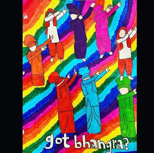 Fan Love ❤️ Thank You So Much Grace #gotbhangra