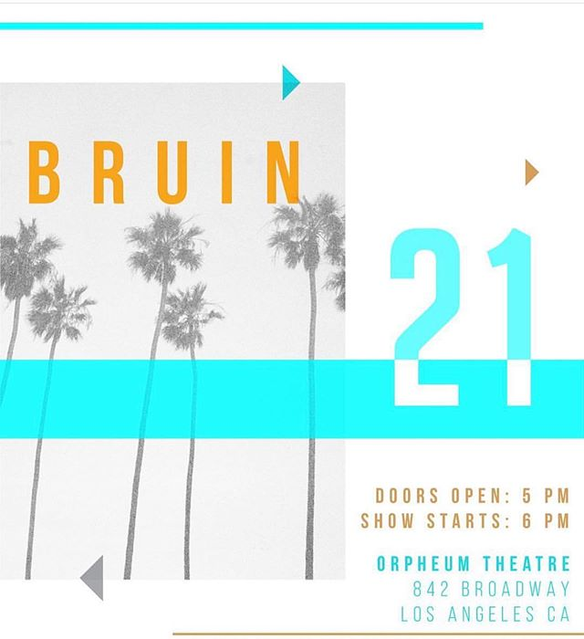 Come out to Bruin Bhangra this weekend! Catch your very own Got Bhangra Gabroos hosting the show! Our Got Bhangra Jrs. will be rocking the stage so come out and cheer us on!