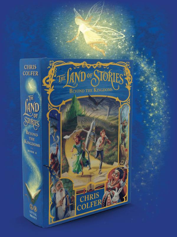 Land Of Stories The Enchantress Returns Quiz