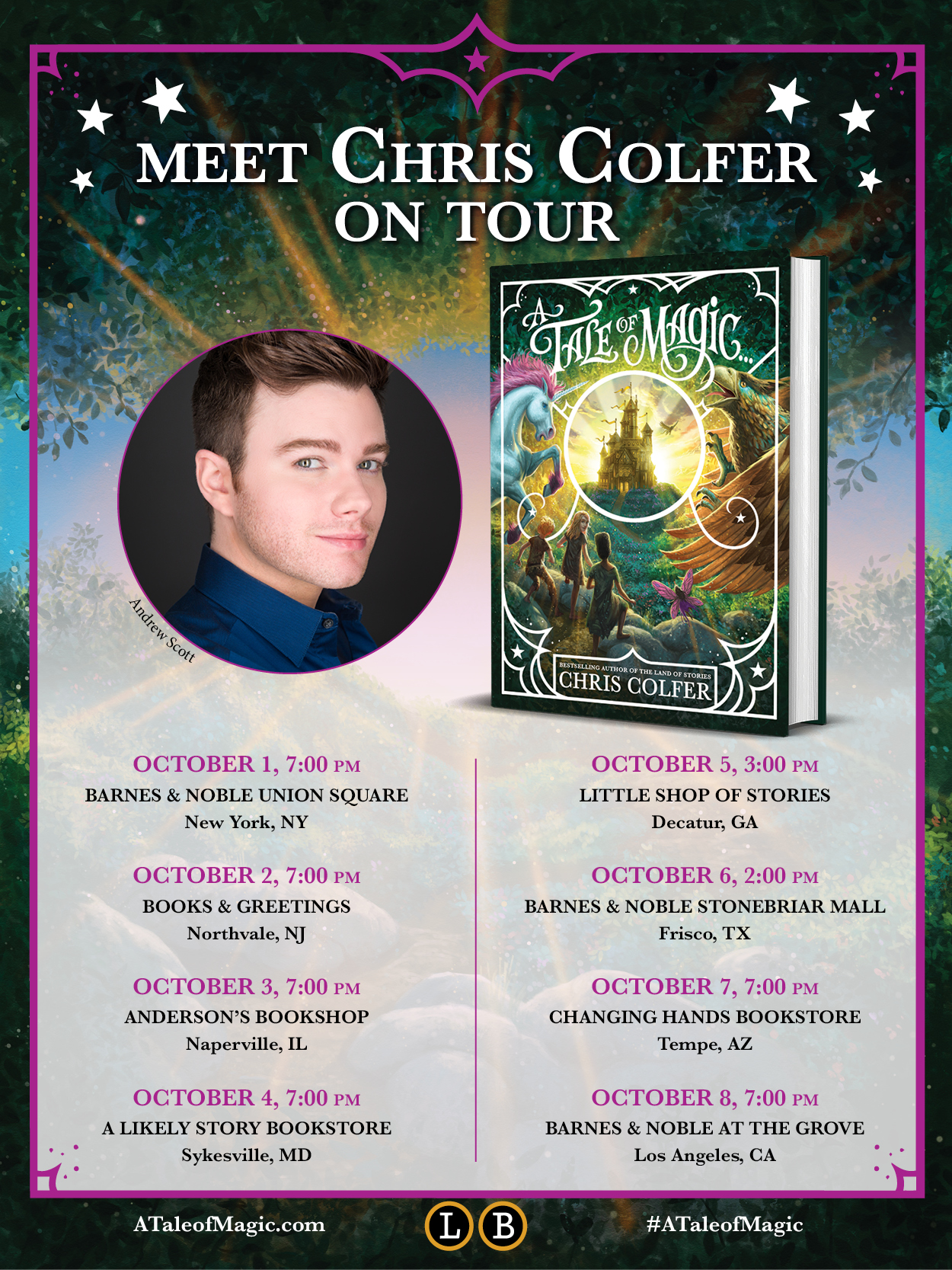 A Tale of Magic Tour