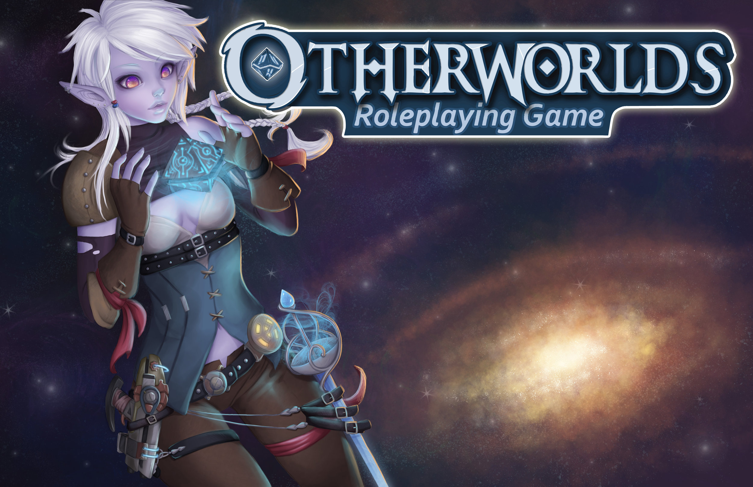 Otherworlds Adventure Tabletop RPG Roleplaying Game Character Creation Update