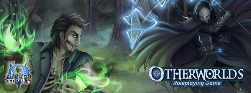 FB Otherworlds Tabletop RPG Roleplaying Game Science Fantasy - Grim Banner.jpg
