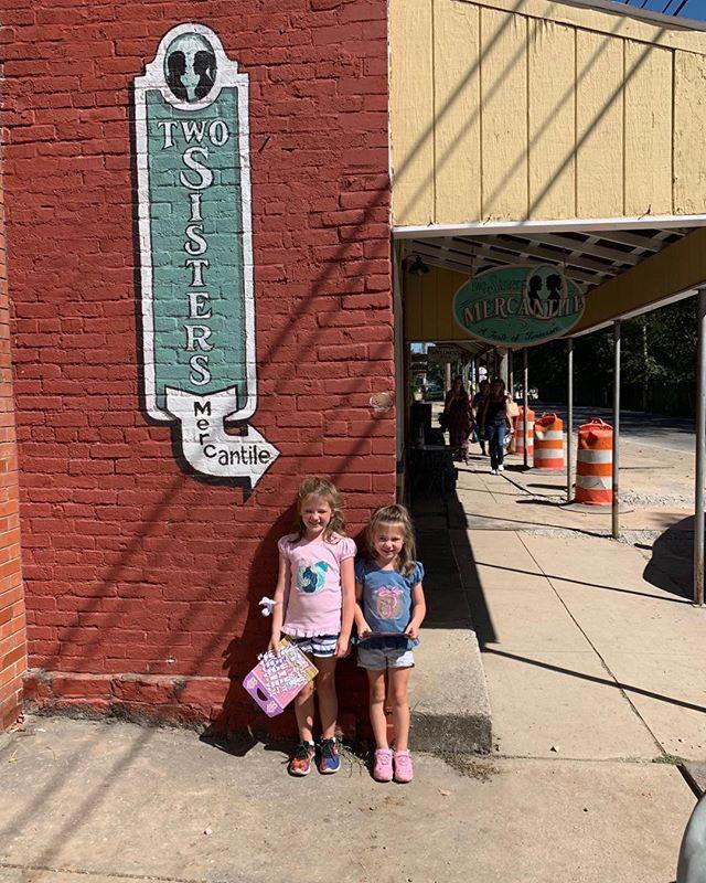 2 Sisters Traveling Circus. @fatherwellco #fatherwell