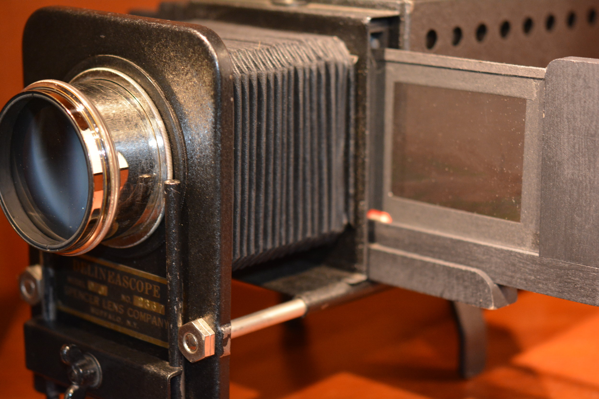 Spencer Delineascope Model 0/J