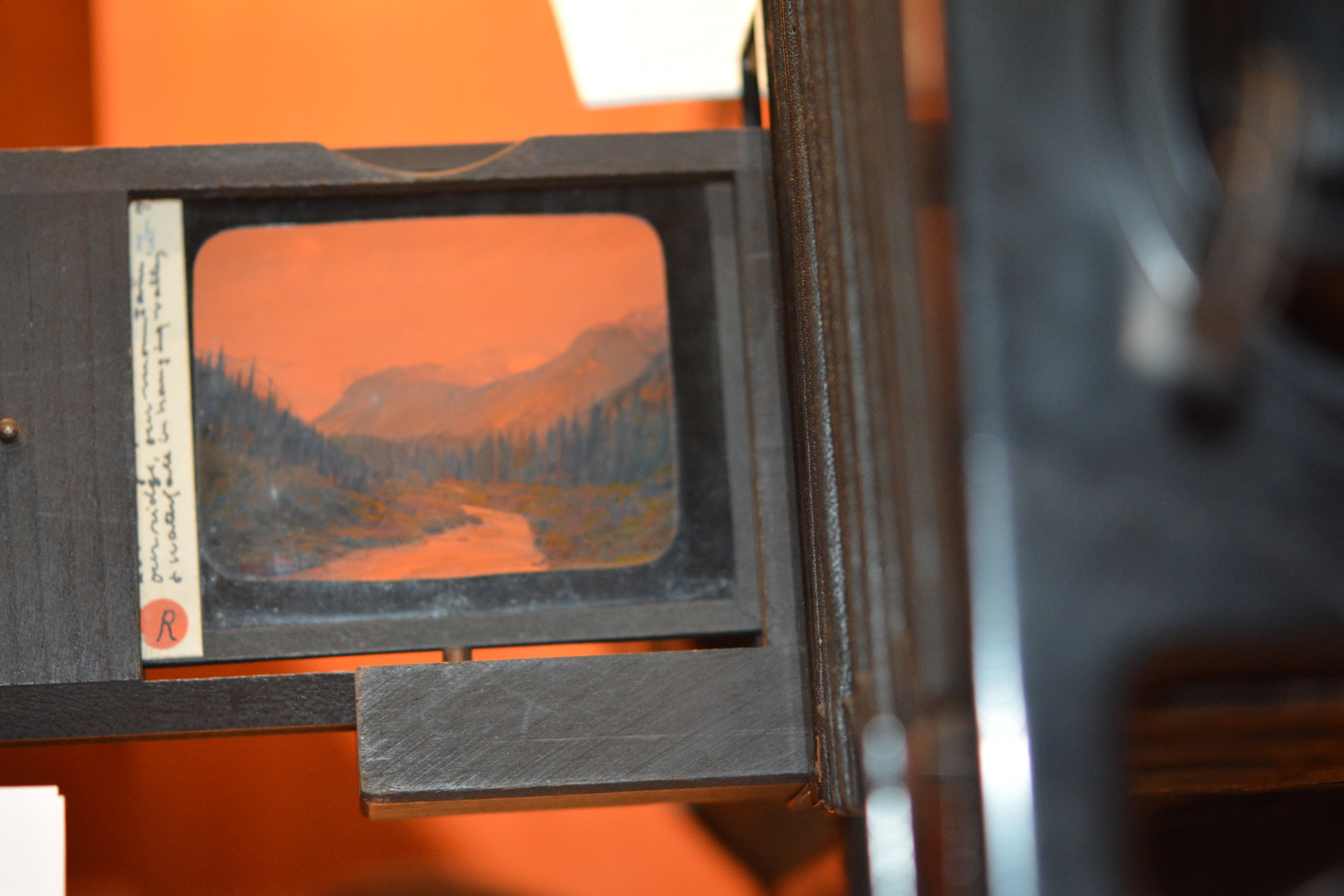 AAC Lantern Slide