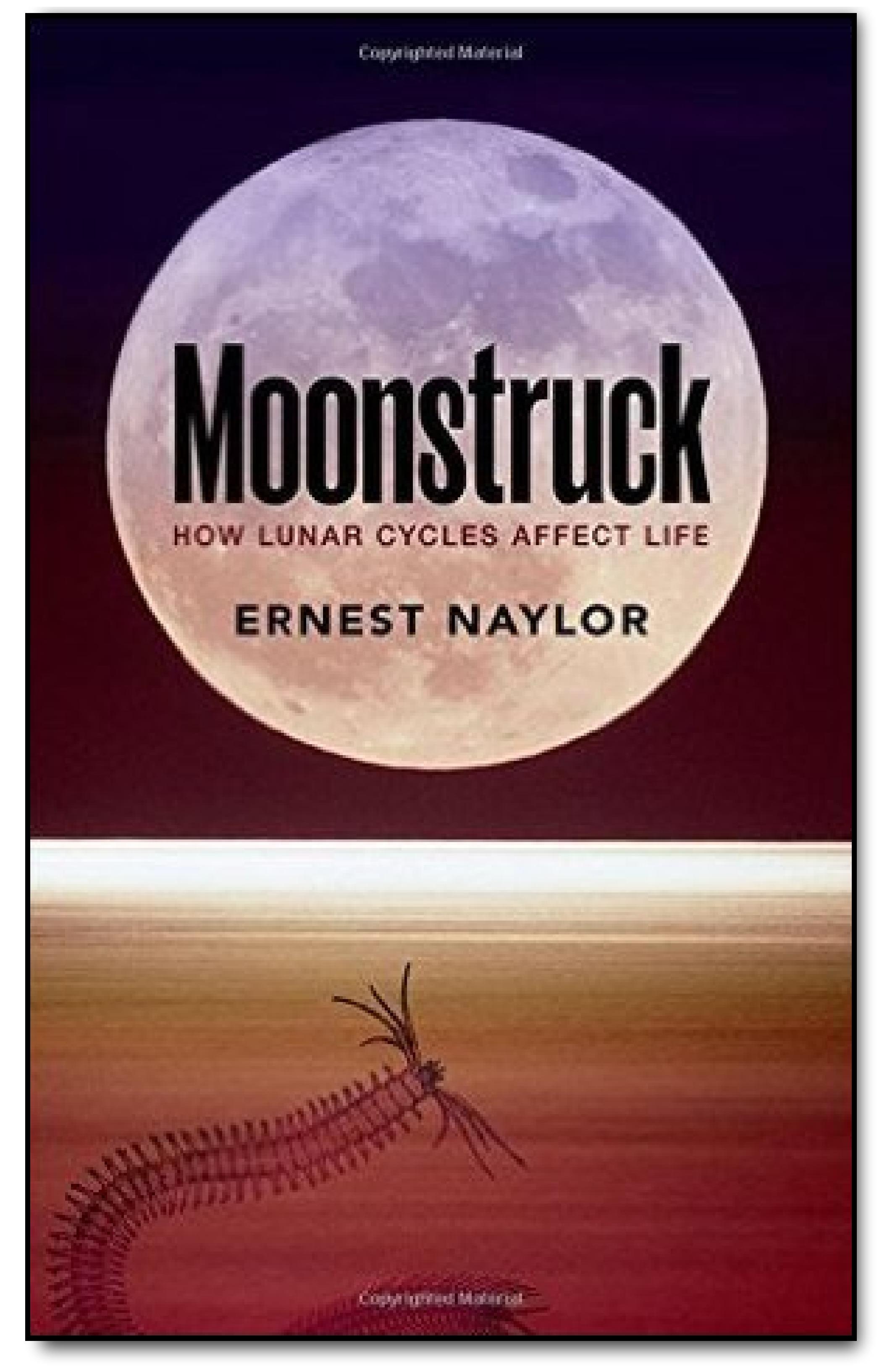 Ernest Naylor: Moonstruck, How Lunar Cycles Affect Life