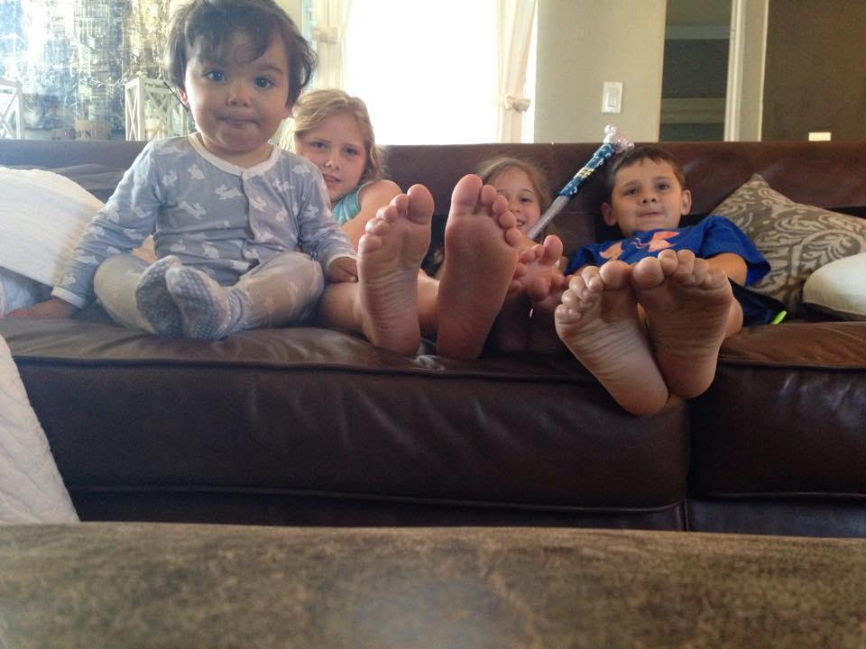 The Littles...