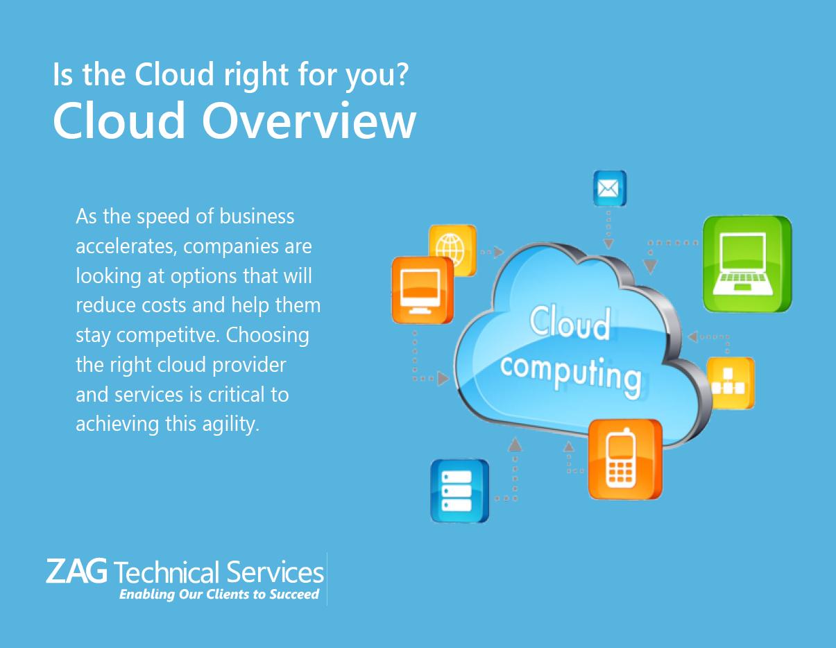 Cloud Technology Overview -