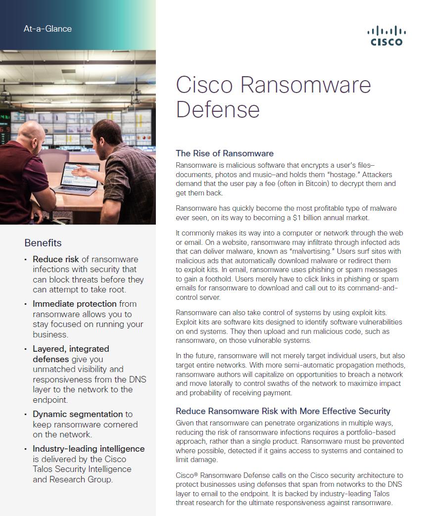 Ransomware -