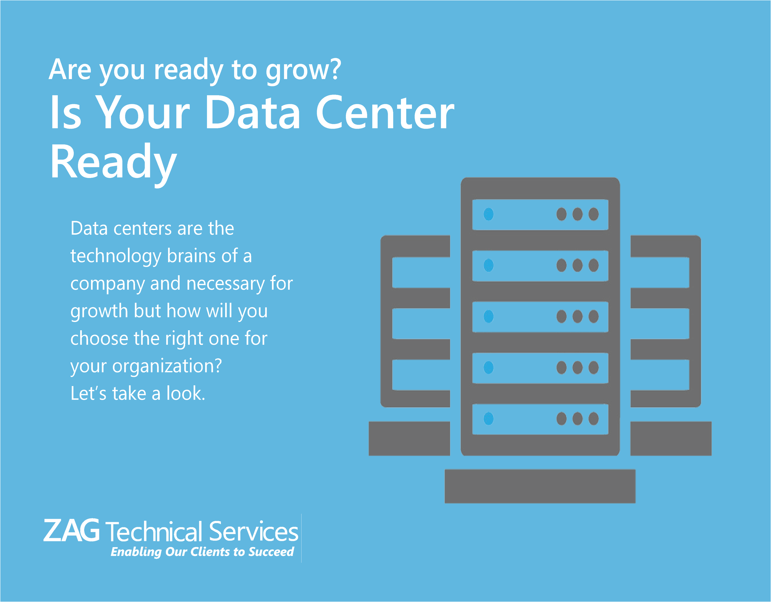 Is your data center ready to support your growth?