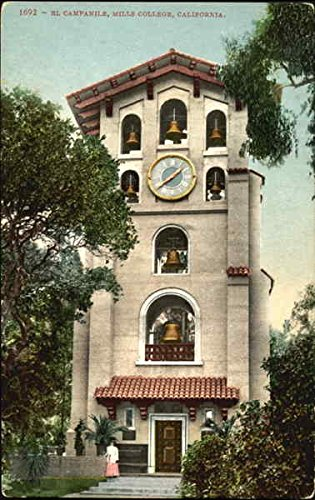 Campanile at Mills College