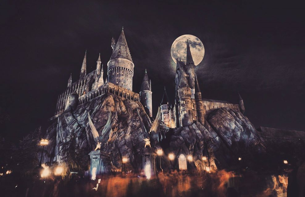 Hogwarts Castle - Universal Studios Hollywood