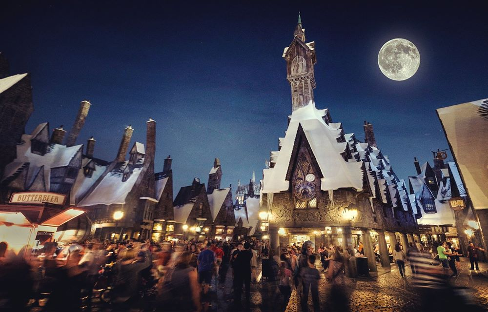 Hogsmeade - Universal Studios Hollywood
