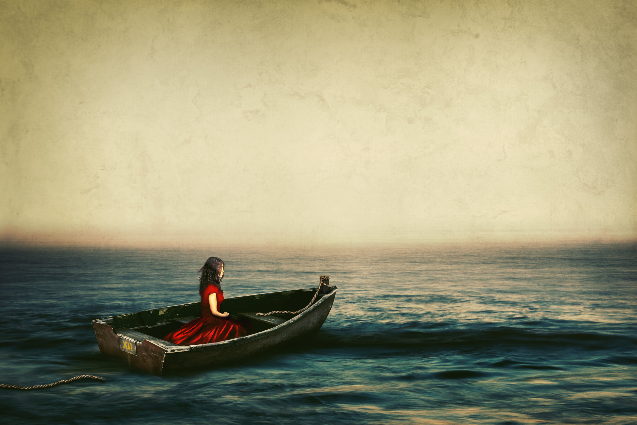 Drifting On A Lonely Sea
