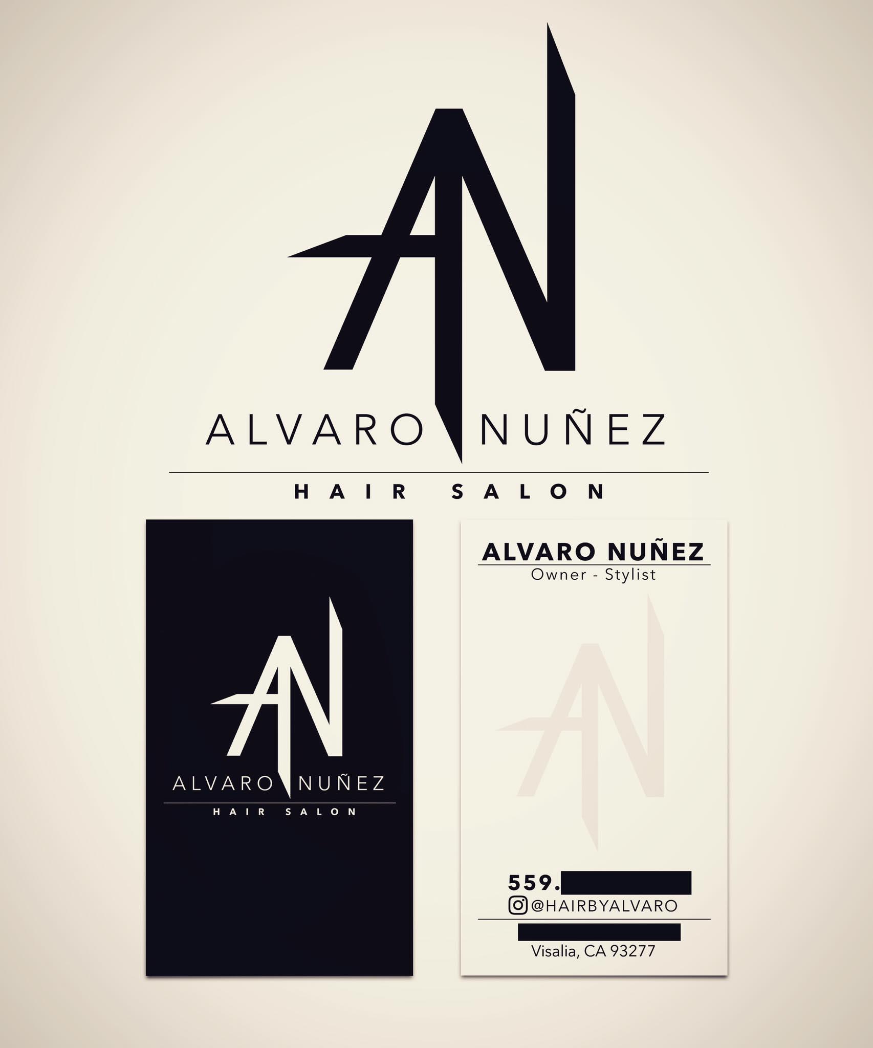 Alvaro Nunez - Logo Design