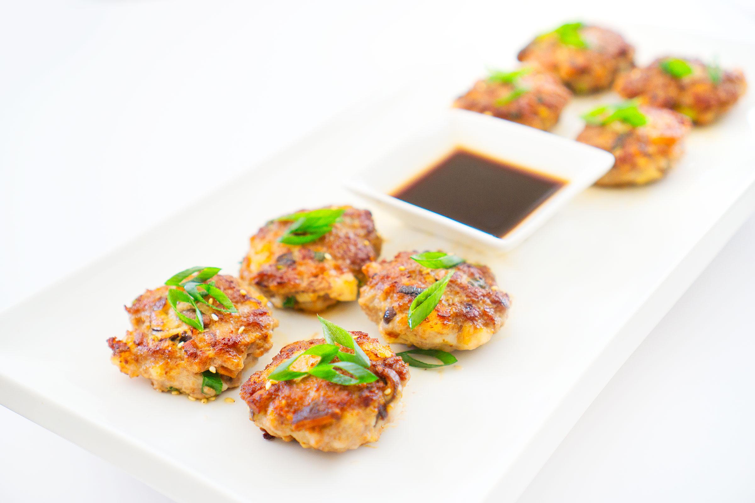 Keto Pan-Fried Wonton Dumplings