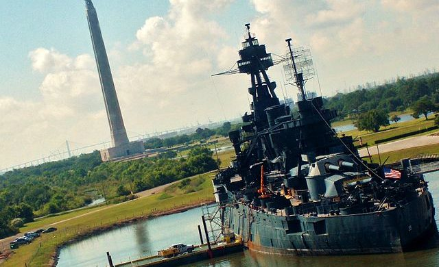 USS_Texas_Overlooking_San_Jacinto_Monument_at_Houston_Ship_Channel-640x390.jpg