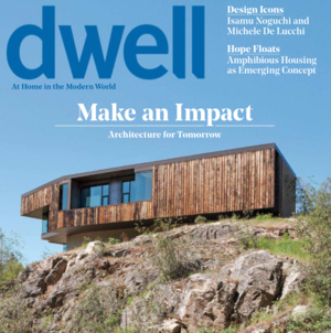 DWELL MAGAZINE - FRIESEN WONG HOUSE - Make an Impact: Our Friesen Wong House is on the cover and featured in Dwell's May-June 2017 issue.