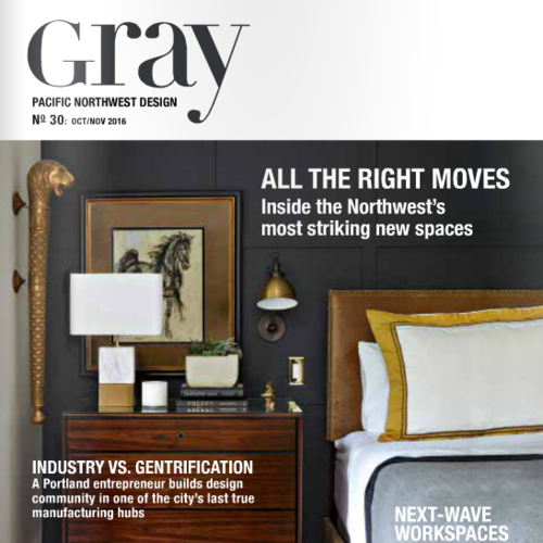 GRAY NO. 30 PUBLICATION FEATURE - 604 RECORDS -