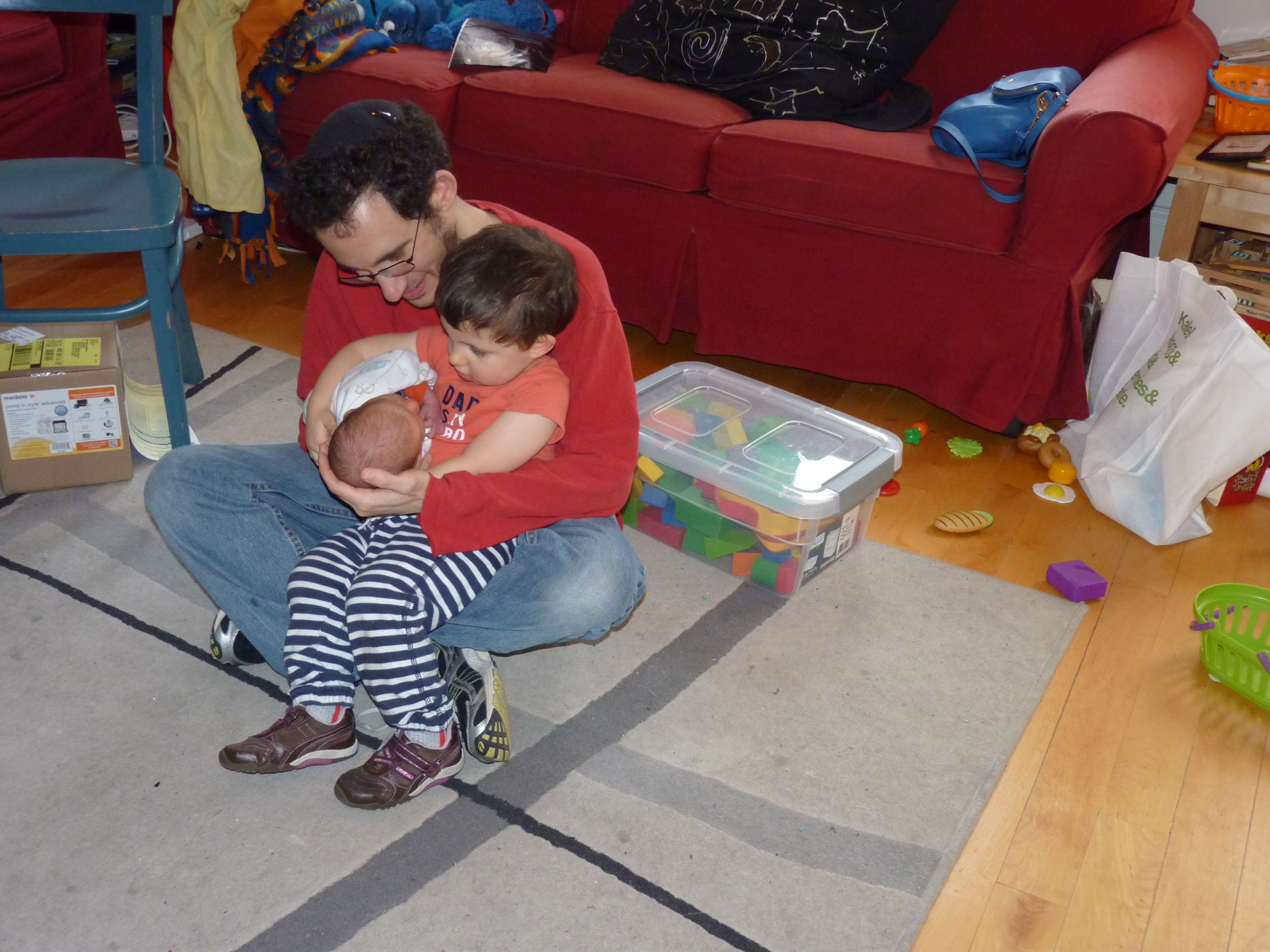 Charles and Baby.JPG