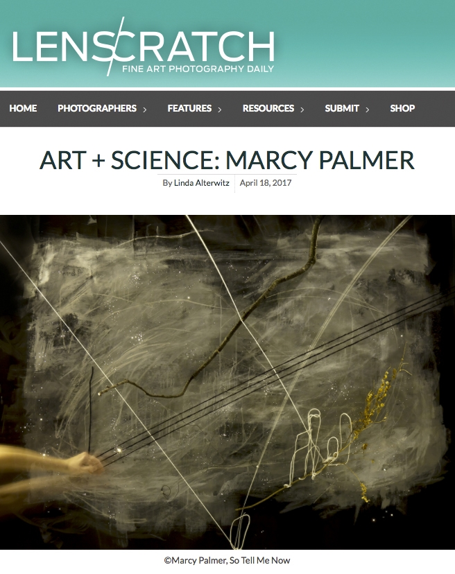 http://lenscratch.com/2017/04/art-science-marcy-palmer/